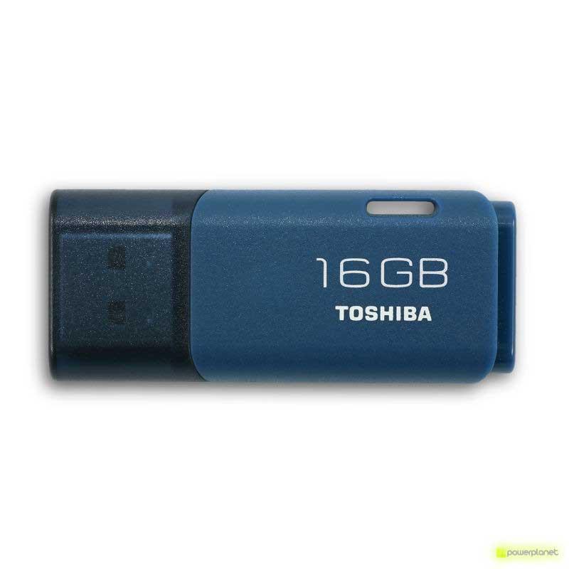 Toshiba Transmemory Hayabusa 16GB USB - Item2