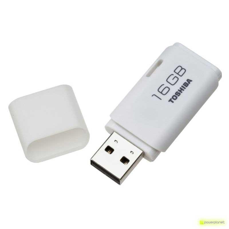 Toshiba Transmemory Hayabusa 16GB USB - Item1