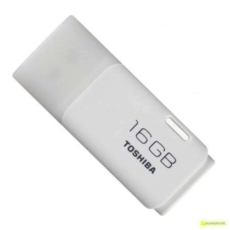 Toshiba Transmemory Hayabusa 16GB USB