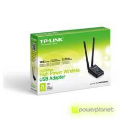 TP-LINK TL-WN8200ND Adaptador USB Inalámbrico de Alta Potencia a 300Mbps - Ítem4