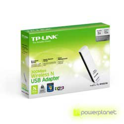 TP-Link TL-WN821N Wireless USB Adapter 300Mbps N - Item2