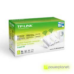 TP-Link TL-WPA4226T WiFi AV500 Powerline Extender Kit consists of 3 devices - Item2