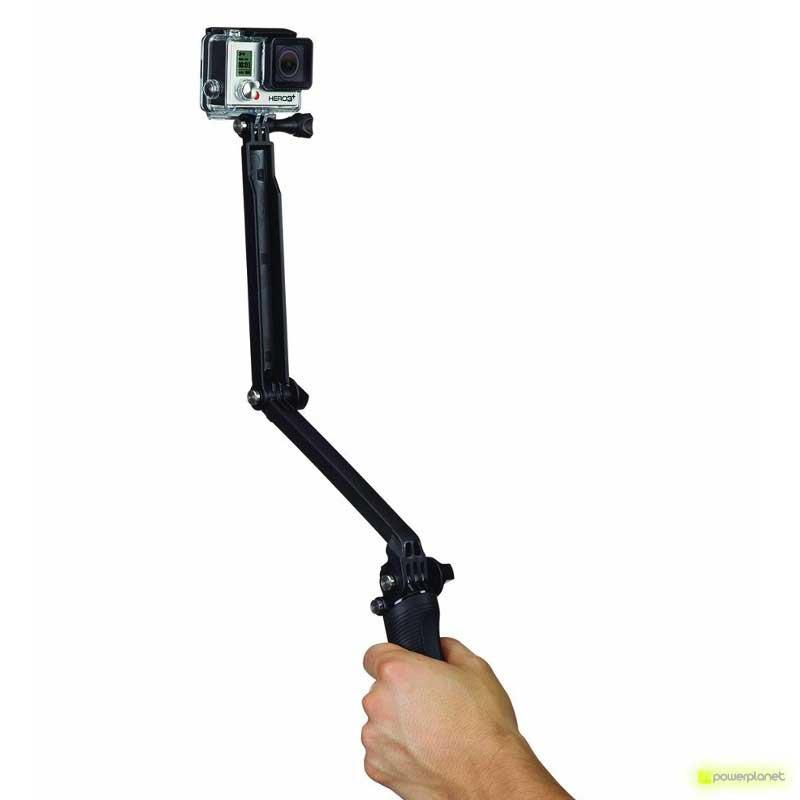 Monopod extensible para cámara deportiva - Ítem1