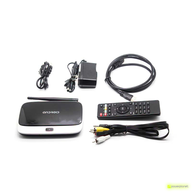 K-R42 RK3188 TV Box 2GB/8GB Android 4.4 - Item3