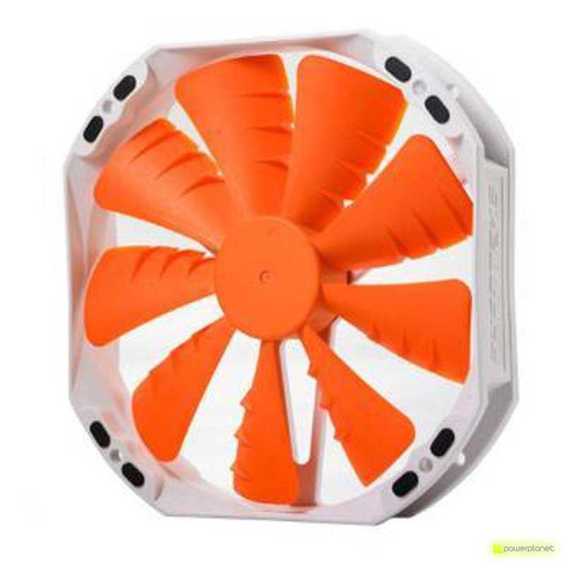 Ventilador Caja PHANTEKS TS 140mm Naranja 19dBA