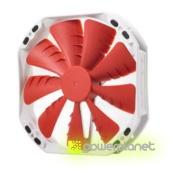 Ventilador Caja PHANTEKS TS 140mm Rojo 19dBA - Item