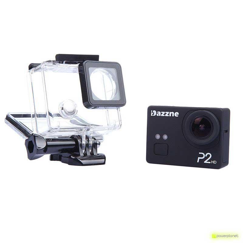 Câmera de Vídeo Esportes Dazzne P2 - Item4