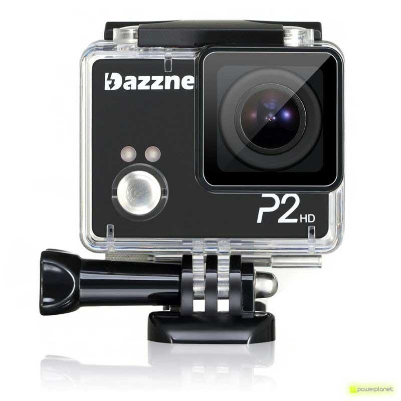 Câmera de Vídeo Esportes Dazzne P2