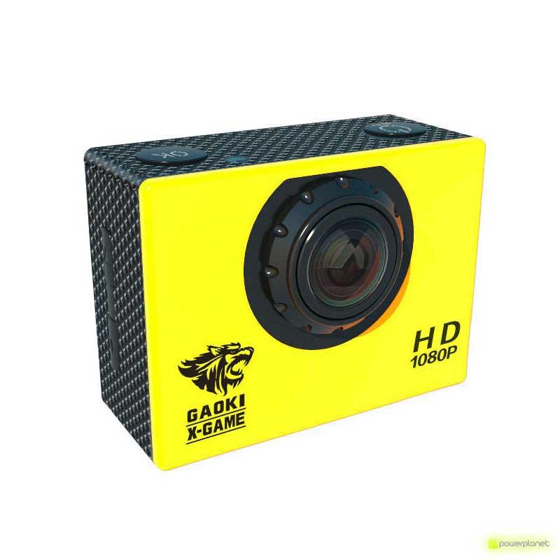 Sports Camera Gaoki SHD62A - Item1