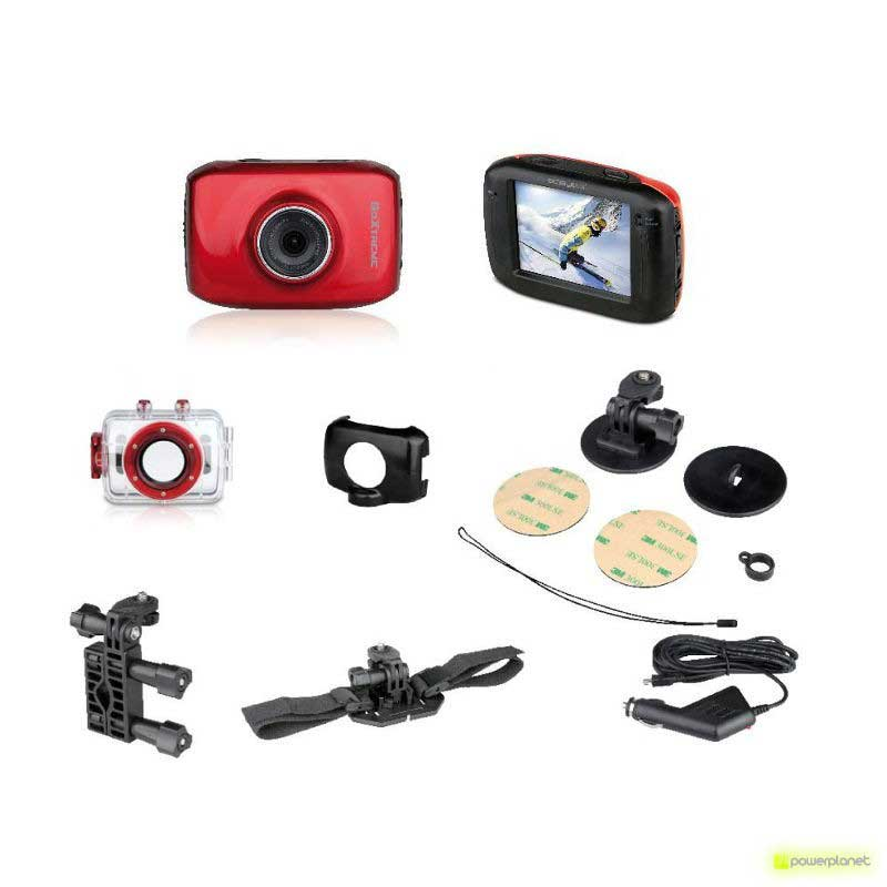 Sports Video Camera Goxtreme Micro Race - Item2