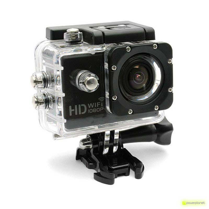 Video Câmera SJ4000 Wifi - Câmera barata - Item4