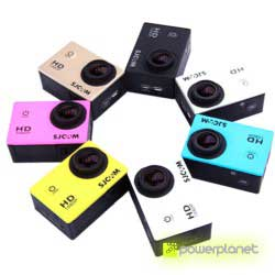 Video Câmera SJCAM SJ4000 - Câmera barata - Item9