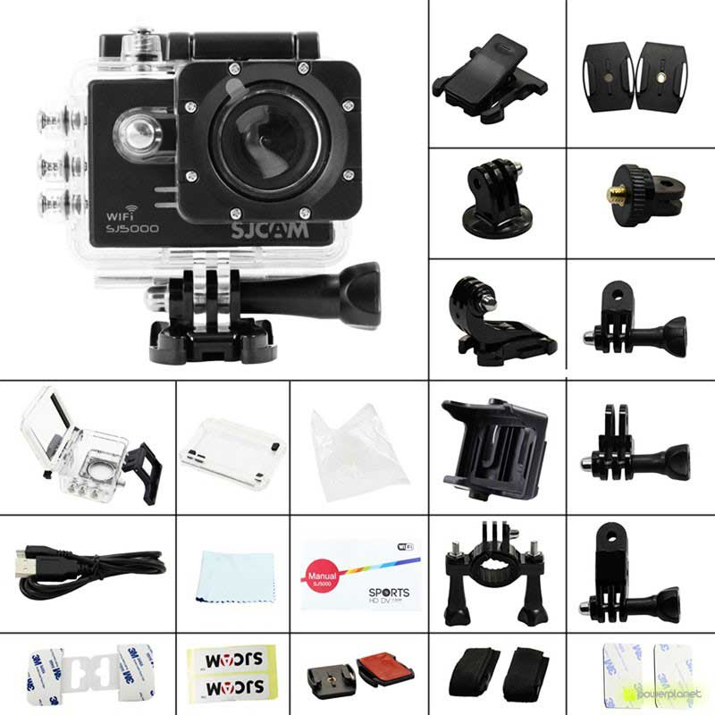 Comprar video cámara sj5000 - Ítem11