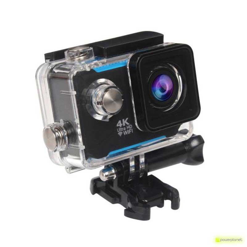 Câmera de esportes X9000 4K