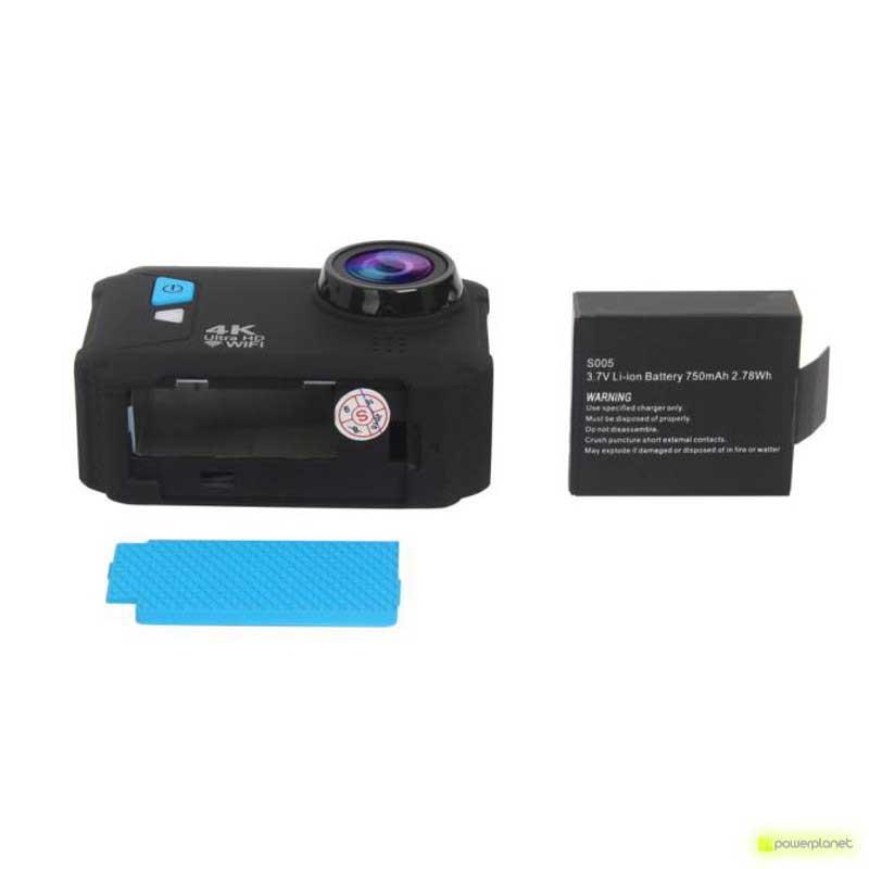 Câmera de esportes X9000 4K - Item7