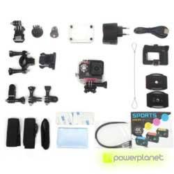 Câmera de esportes X9000 4K - Item8