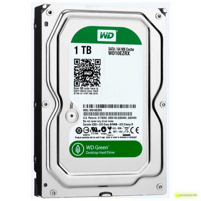 Disco Duro WD AV-GP 1TB SATA3 3.5