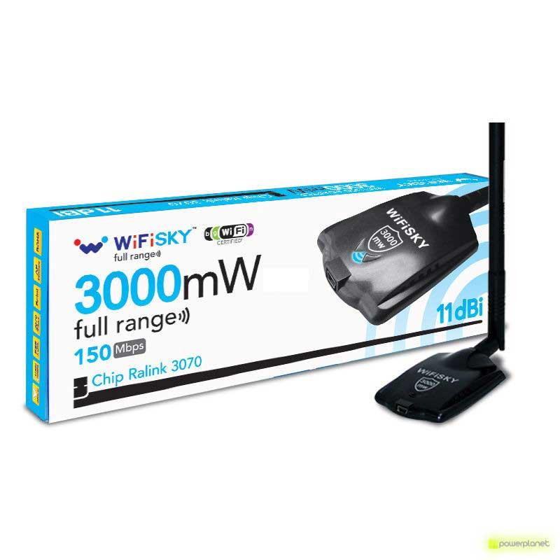 WiFisky 3000mw