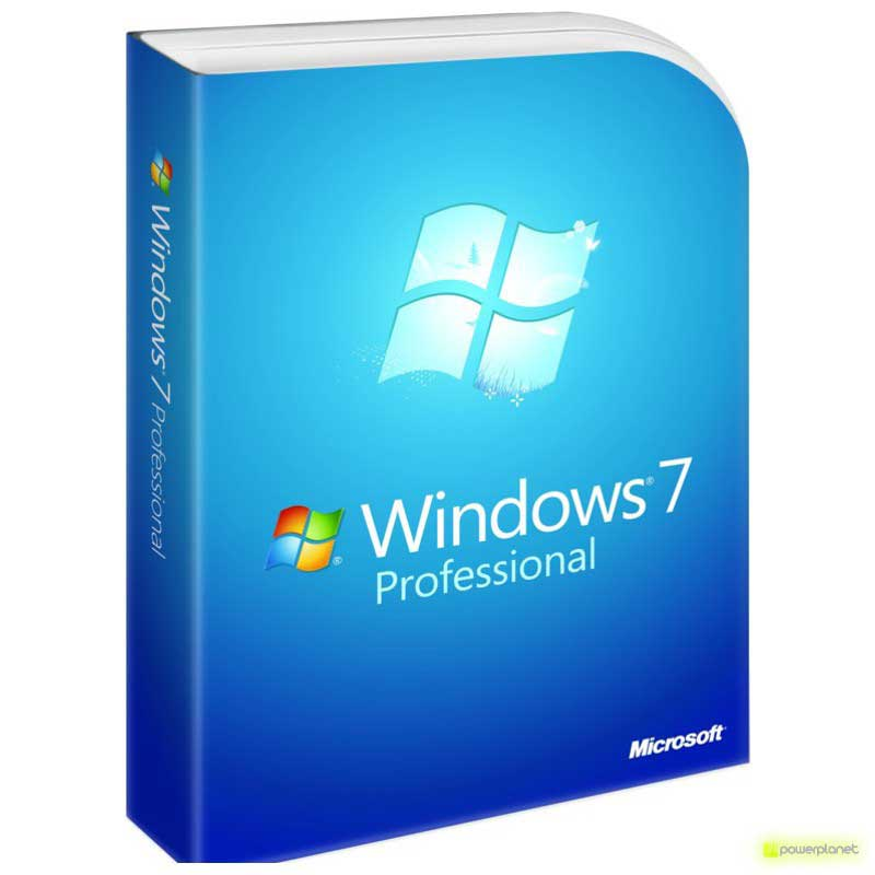 WINDOWS 7 PROFESSIONAL 64 BITS SERVICE PACK 1