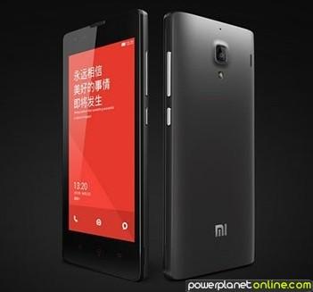 XIAOMI RED RICE 3G - Telemóvel Livre - Item1