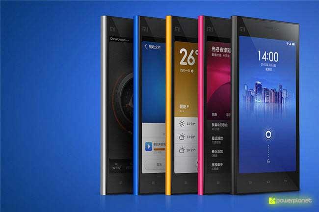 Xiaomi Mi3 16GB 3G - 16GB, Android 4.1, MIUI V5 - Item5