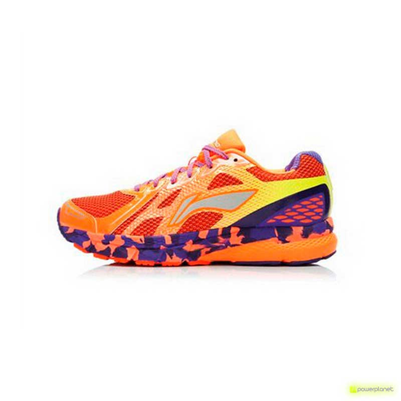 Xiaomi Li-Ning Inteligentes Shoes Laranja