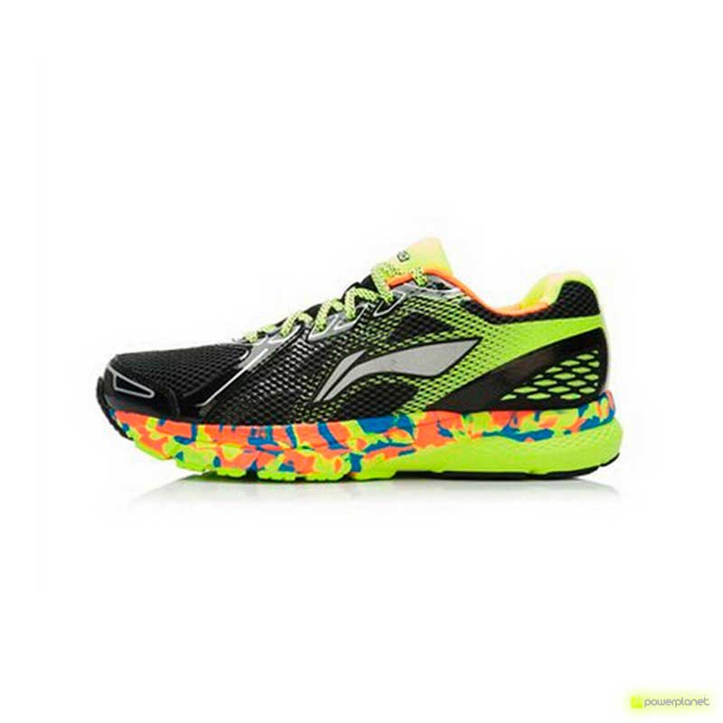 Xiaomi Li-Ning Inteligentes Shoes Preto - Item