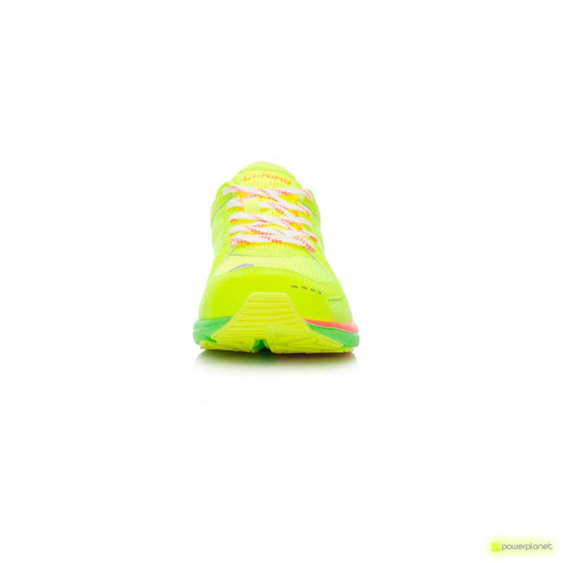 Xiaomi Li-Ning Zapatillas Inteligentes Amarillo / Naranja / Verde - Ítem4