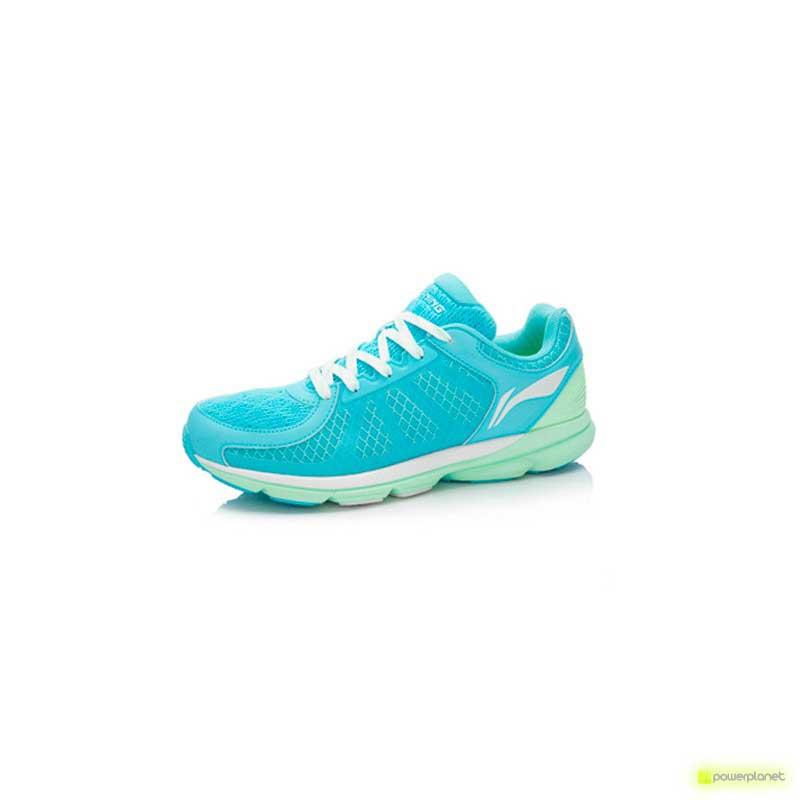 Xiaomi Li-Ning Inteligentes Shoes Água Azul / Verde - Item1