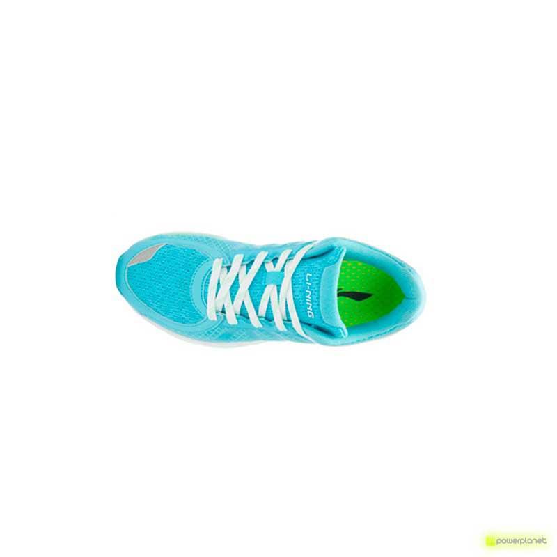 Xiaomi Li-Ning Zapatillas Inteligentes Azul Agua / Verde - Ítem3