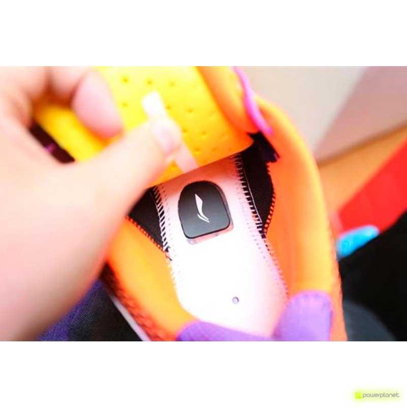 Xiaomi Li-Ning Inteligentes Shoes Laranja - Item6
