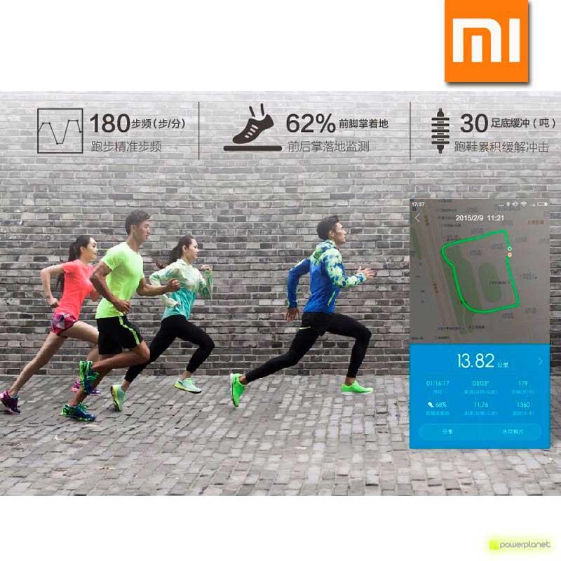 Xiaomi Li-Ning Zapatillas Inteligentes Negro - Ítem10