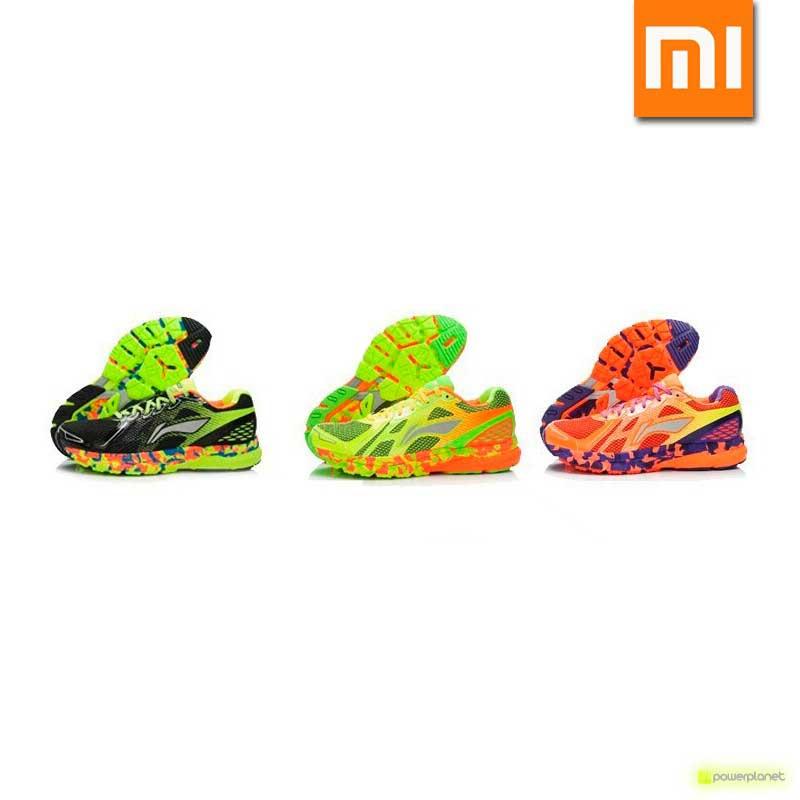 Xiaomi Li-Ning Inteligentes Shoes Laranja - Item11