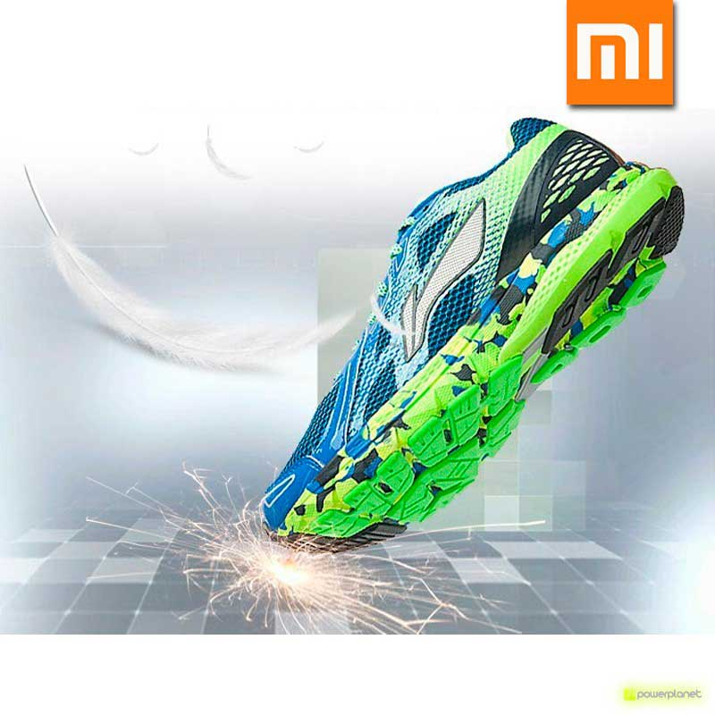 Xiaomi Li-Ning Inteligentes Shoes Verde - Item12