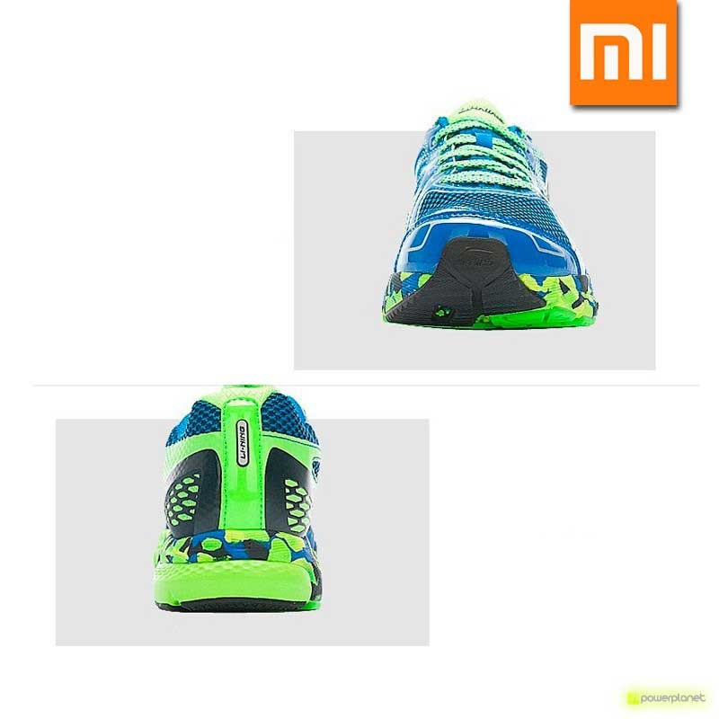 Xiaomi Li-Ning Inteligentes Shoes Preto - Item13