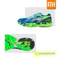 Xiaomi Li-Ning Inteligentes Shoes Laranja - Item14