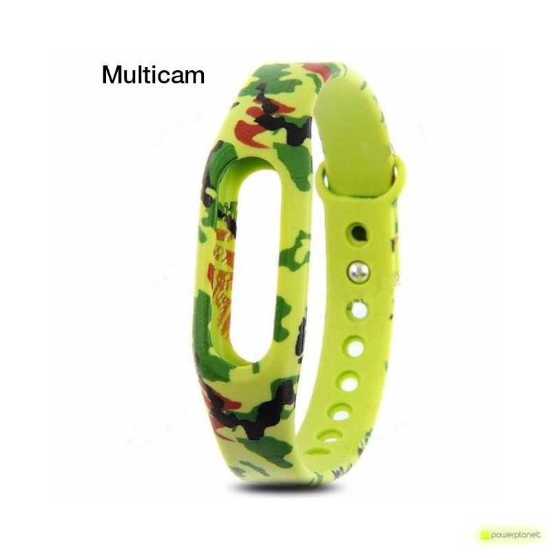 Ribbon boneca Xiaomi Mi Band Camuflagem - Item6