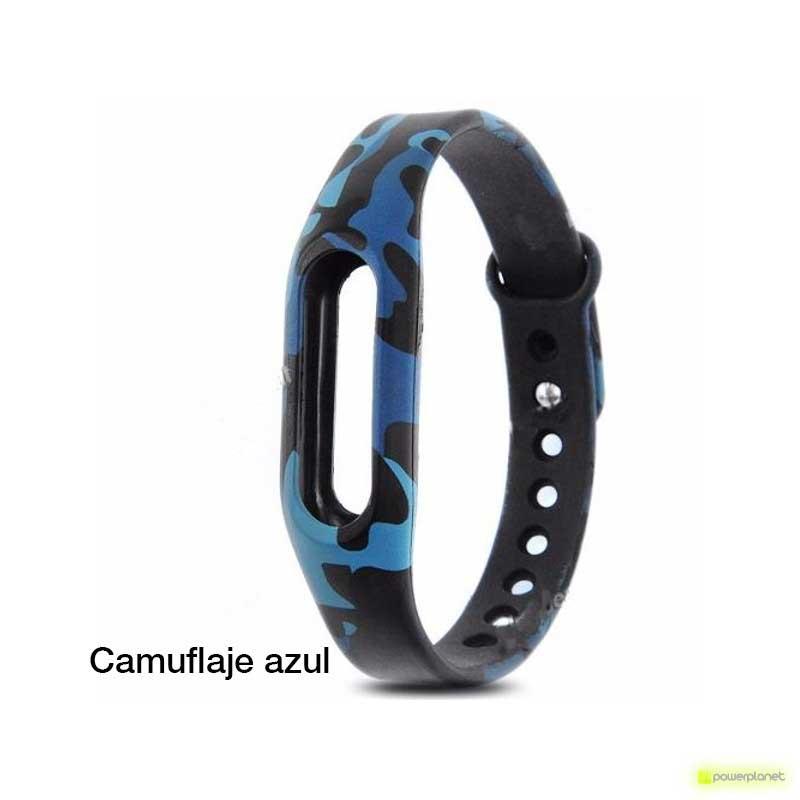 Cinta para pulso Xiaomi Mi Band Camuflagem - Item8