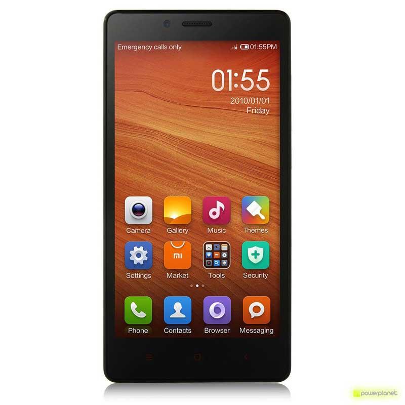Xiaomi Redmi Note - Smartphone Xiaomi Libre