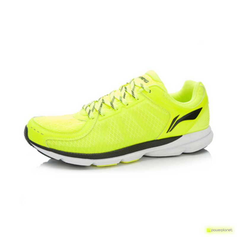 Xiaomi Li-Ning Inteligentes Shoes Amarelo / Preto - Item