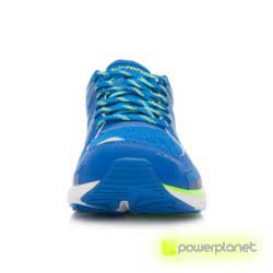 Xiaomi Li-Ning Inteligentes Shoes Azul Cristal / New Green - Item4