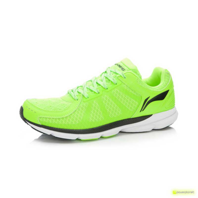 Xiaomi Li-Ning Inteligentes Shoes New Green / Preto - Item1