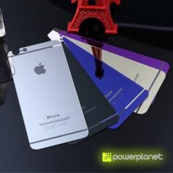 Protetor de Ecrã e Traseira de vidro temperado iPhone 6 - Item2