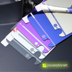 Protector de Pantalla y Trasera Cristal Templado iPhone 6 Colores - Ítem3
