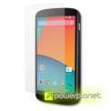 Protetor de Ecrã de vidro temperado LG Nexus 5