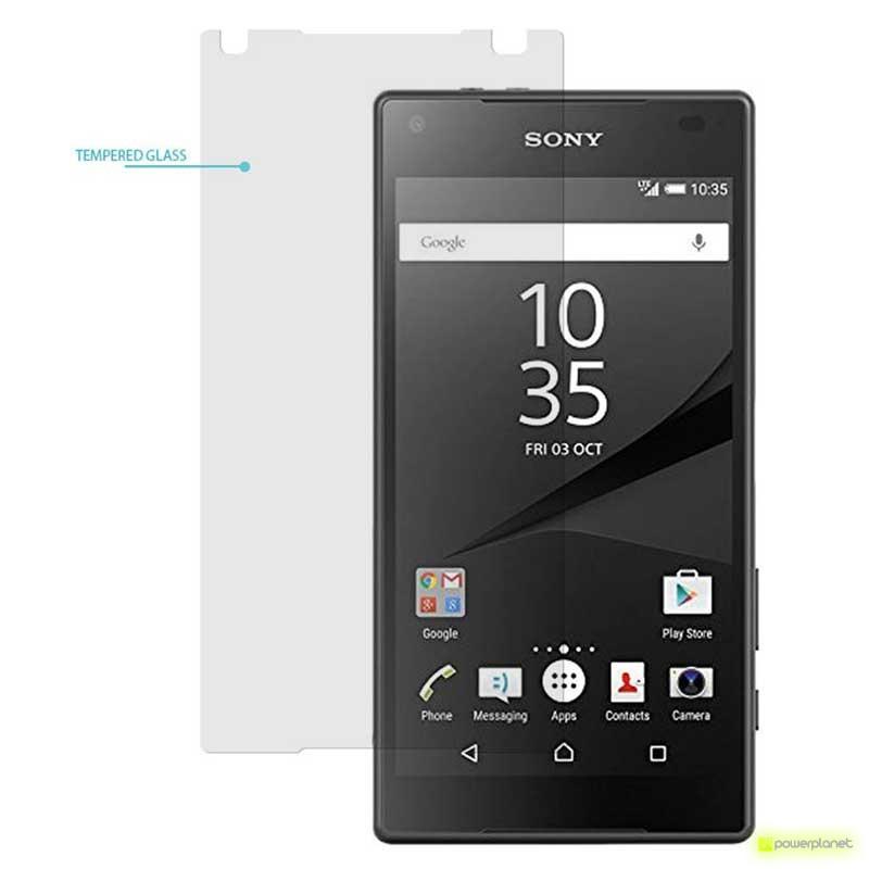 Protector de Vidro Temperado Sony Xperia Z5 Compact