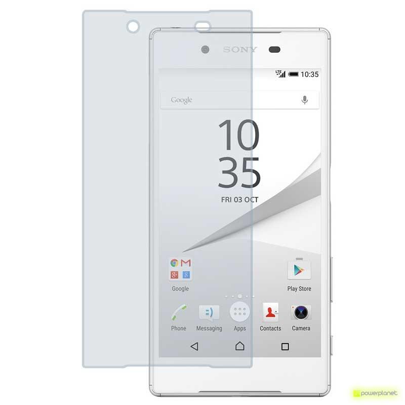 Protector de Vidro Temperado Sony Xperia Z5