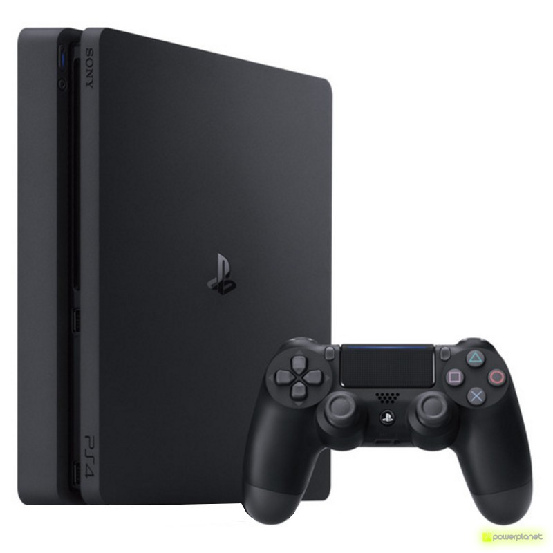 PS4 Slim - Ítem