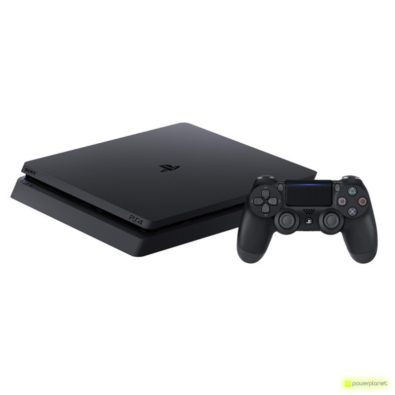 PS4 Slim - Ítem1