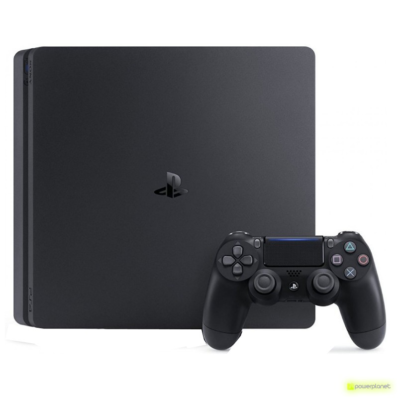 PS4 Slim - Ítem3